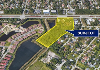 8.7 acres East of Treviso Bay
