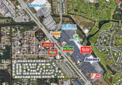 East Trail Outparcel - Land Lease Opportunity
