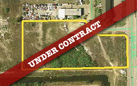 Commercial/Industrial Land on Lee Blvd.