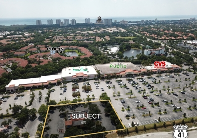 Marketplace at Pelican Bay - Restaurant Lease / Land Lease